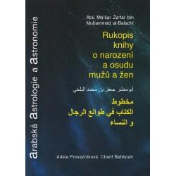 Adéla Provazníková, Charif Bahbouh, Arabská astrologie a astronomie